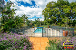 182 Long Rd Tamborine Mountain - Pool Entry
