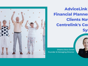 AdviceLink Helps Financial Planners and Clients Navigate Centrelink's Complex System