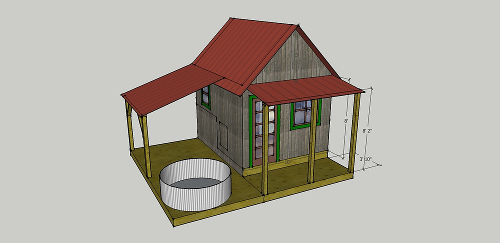 The Sugar Shack Cabin w/ Wood-Fired Hot Tub