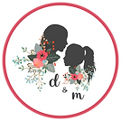 D&M series logo with pink border.png