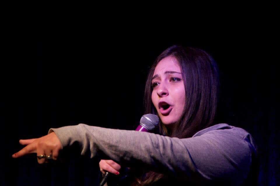 Tamara Issa, Melbourne Lebanese-Australian Comedian