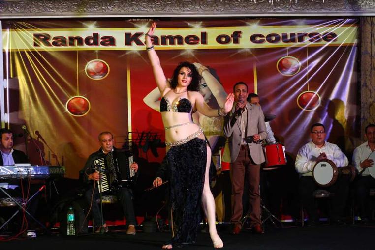 Tara Yasmin Raqs of Course 2018 Belly Dancer