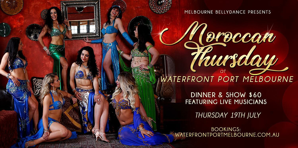 Tara Yasmin and Melbourne Belly Dance