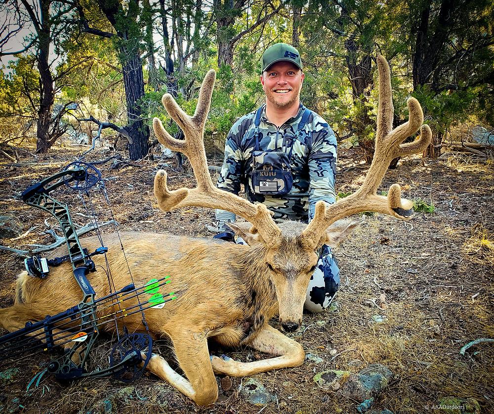 2020 Utah Archery Mule Deer, Austin Atkinson