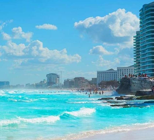 Cumbres Towers Cancun
