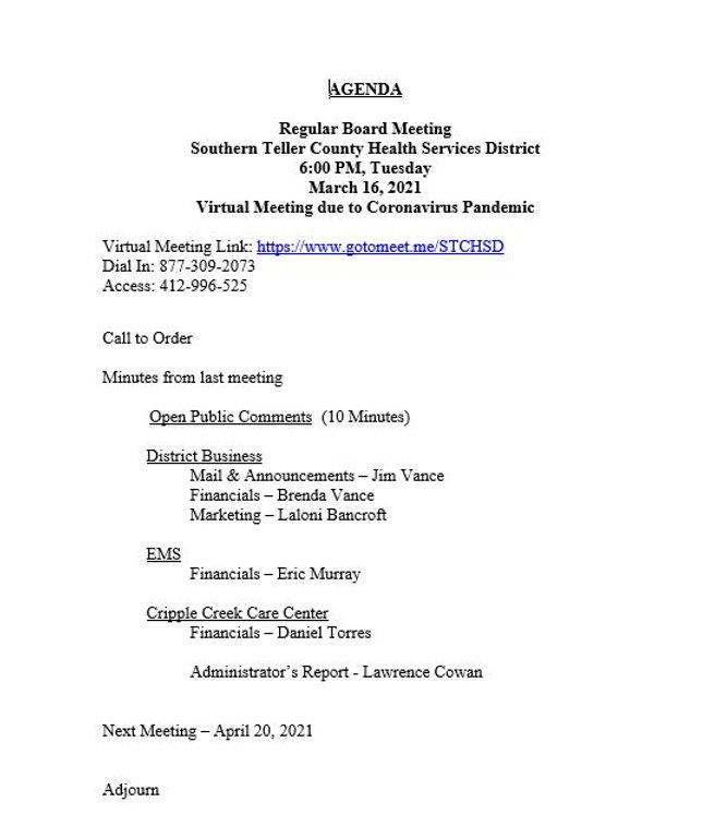 Agenda - 3.March 2021.JPG