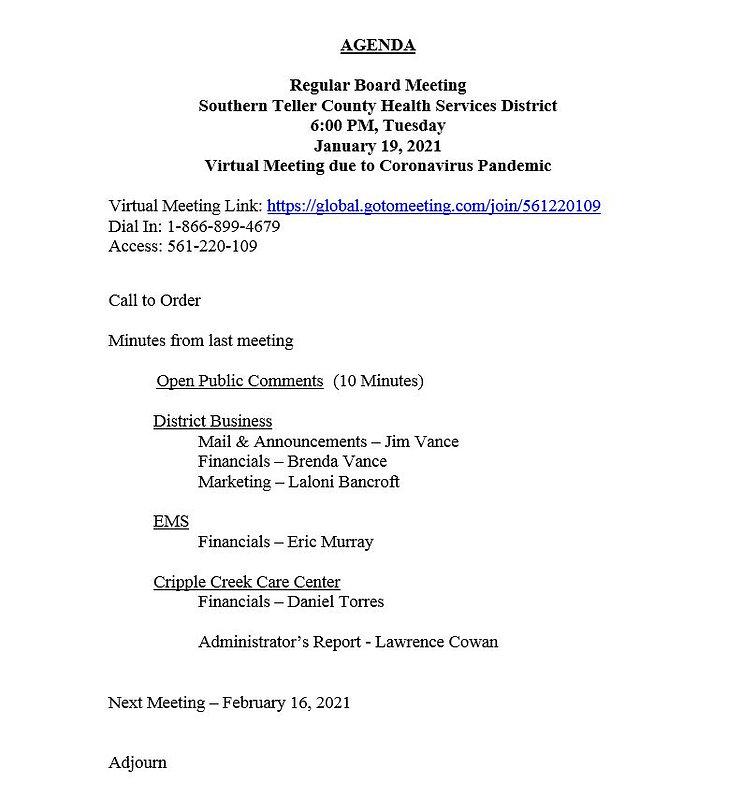 Agenda - 1.January 2021.JPG