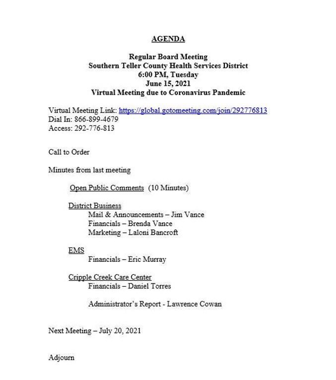 Agenda - 6.June 2021.JPG