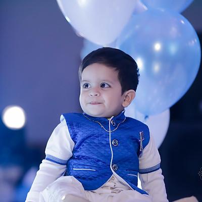 Daanish 1st Birthday
