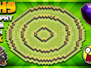 WHY THIS IS THE BEST TH9 BASE DESIGN