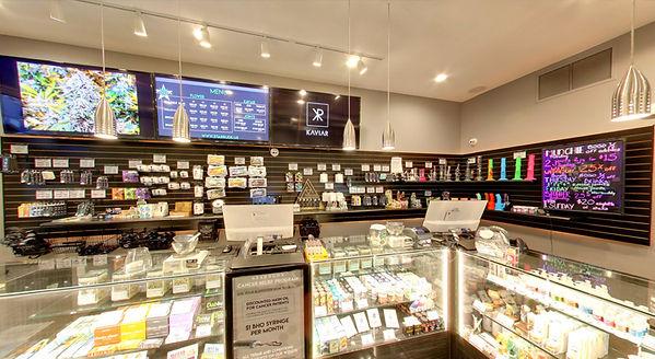 Recreational marijuana dispensary in commerce city