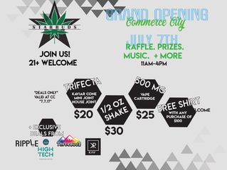 GRAND OPENING PARTY CC