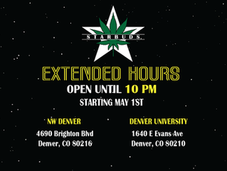 Extended Hours for Dispensaries in Denver County