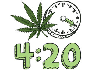 Starbuds Countdown to 4/20