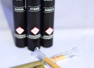KAVIAR CONES: The Triple Threat of Joints
