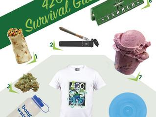 420 Survival Guide
