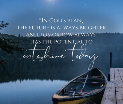Tomorrow Is Another Day To See God's Glory Bible Study - April 14th