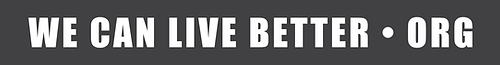 WE CAN LIVE BETTER DOT ORG LOGO