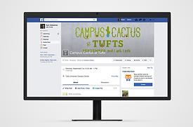 Campust Cactus Facebook event