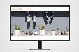 Campus Cactus website