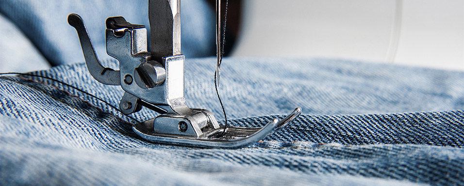 Merchant Inspired - Sewing Denim