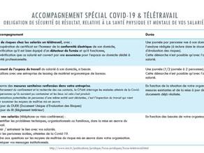AS²TEAM : Accompagnement Spécial Covid-19 & télétravail