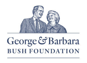 GEORGE & BARBARA BUSH FOUNDATION ANNOUNCES NEW CEO MAX ANGERHOLZER