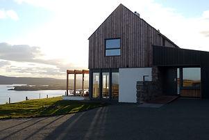Side of Hillstone Lodge