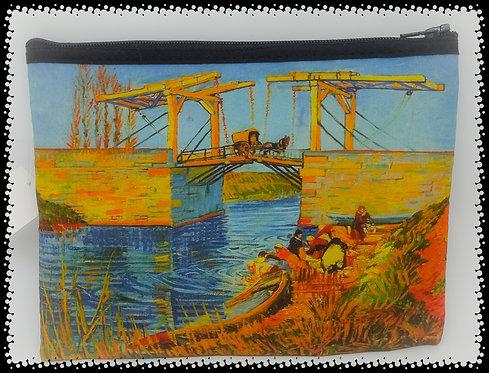 trousse rectangle pont Langlois arles