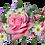 Thumbnail: tot bag roses  anglaise