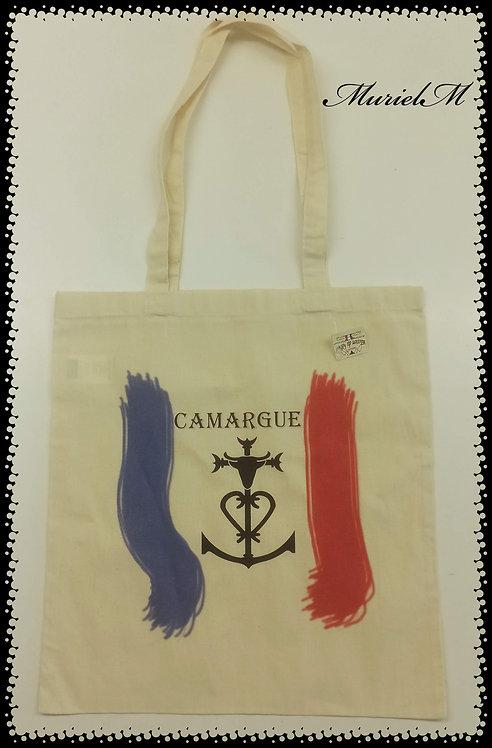 tot bag Camargue France