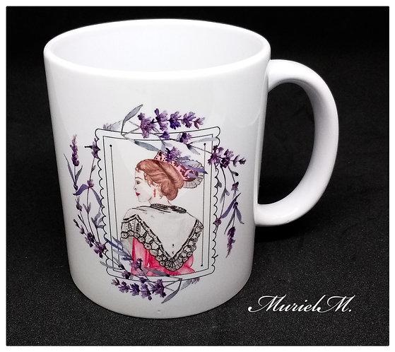 Mug Motif Arlésienne