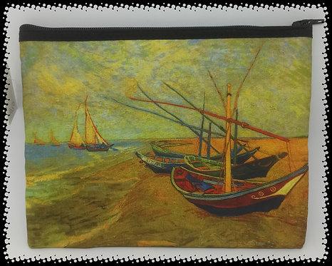 trousse rectangle barques aux saintes marie de la mer