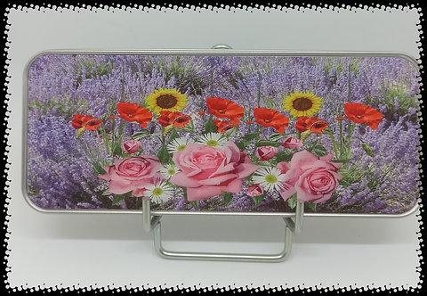 boite fleurs de Provence lavande muriel-m