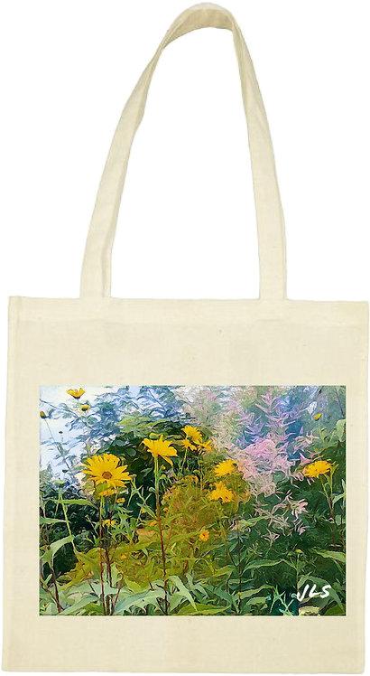 tot bag  fleurs de Provence