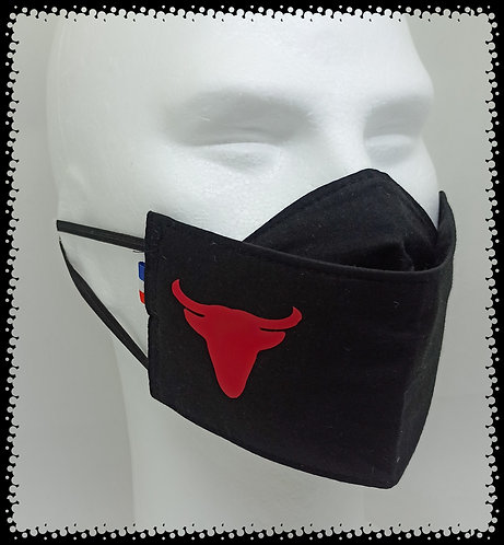 Masque Coton Taureau