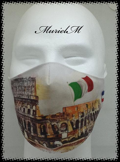 Masque Colisée Rome