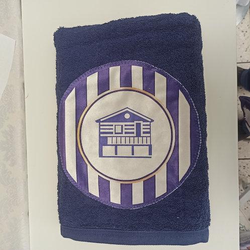 serviette chalet gruissan muriel-m