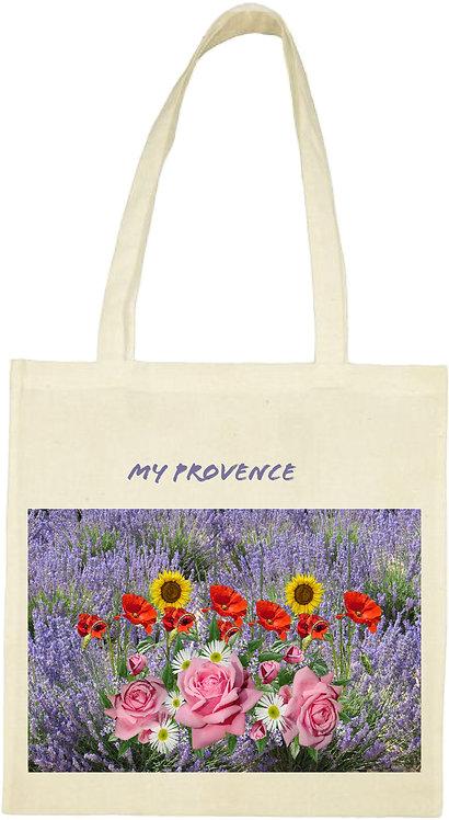 tot bag sac lavande my Provence muriel-m