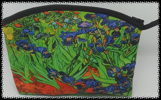 trousse arrondie les iris