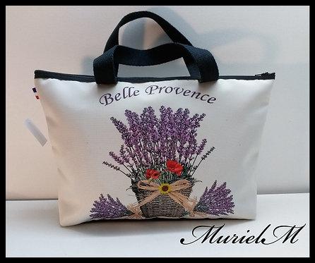 sac shopping lavande belle Provence muriel-m