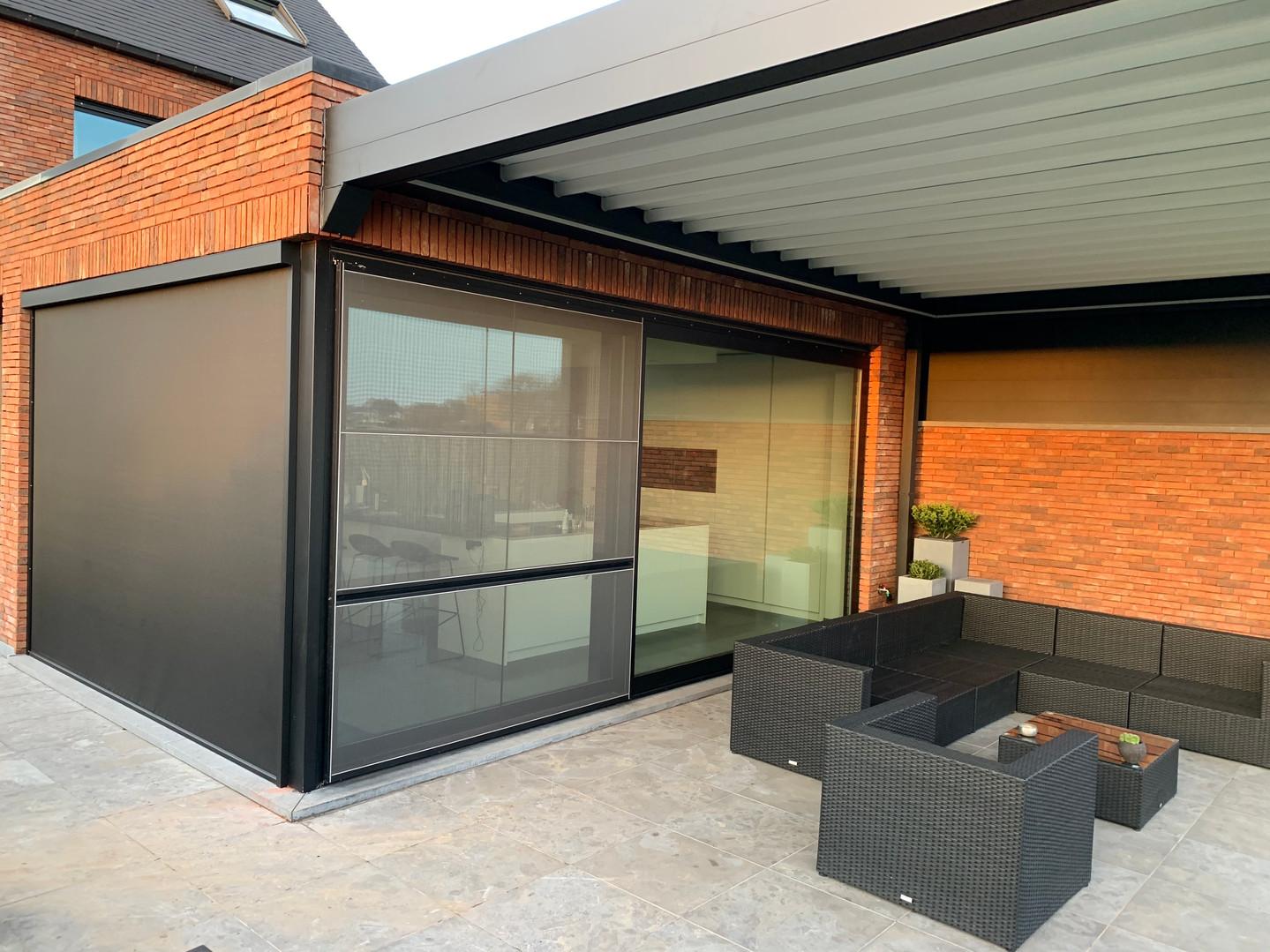 Suntech Quattro-Zonwering-winkel terraso