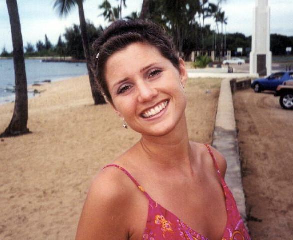 Honeymoon - Melissa at Haliewa Memorial