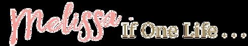 Melissa if one life book logo horizontal.png
