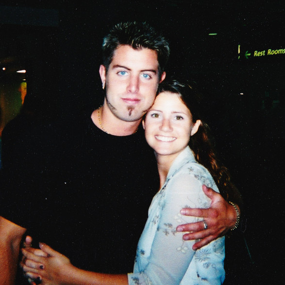 Jeremy and Melissa