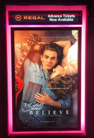 I Still Believe Poster at Regal Theater