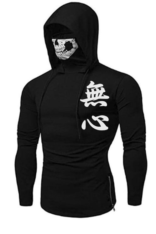 Combat Skull Training Hoodie