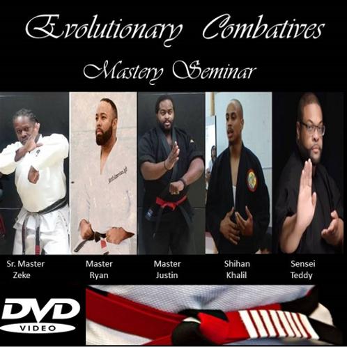 DVD: Evolutionary Combatives Mastery Seminar