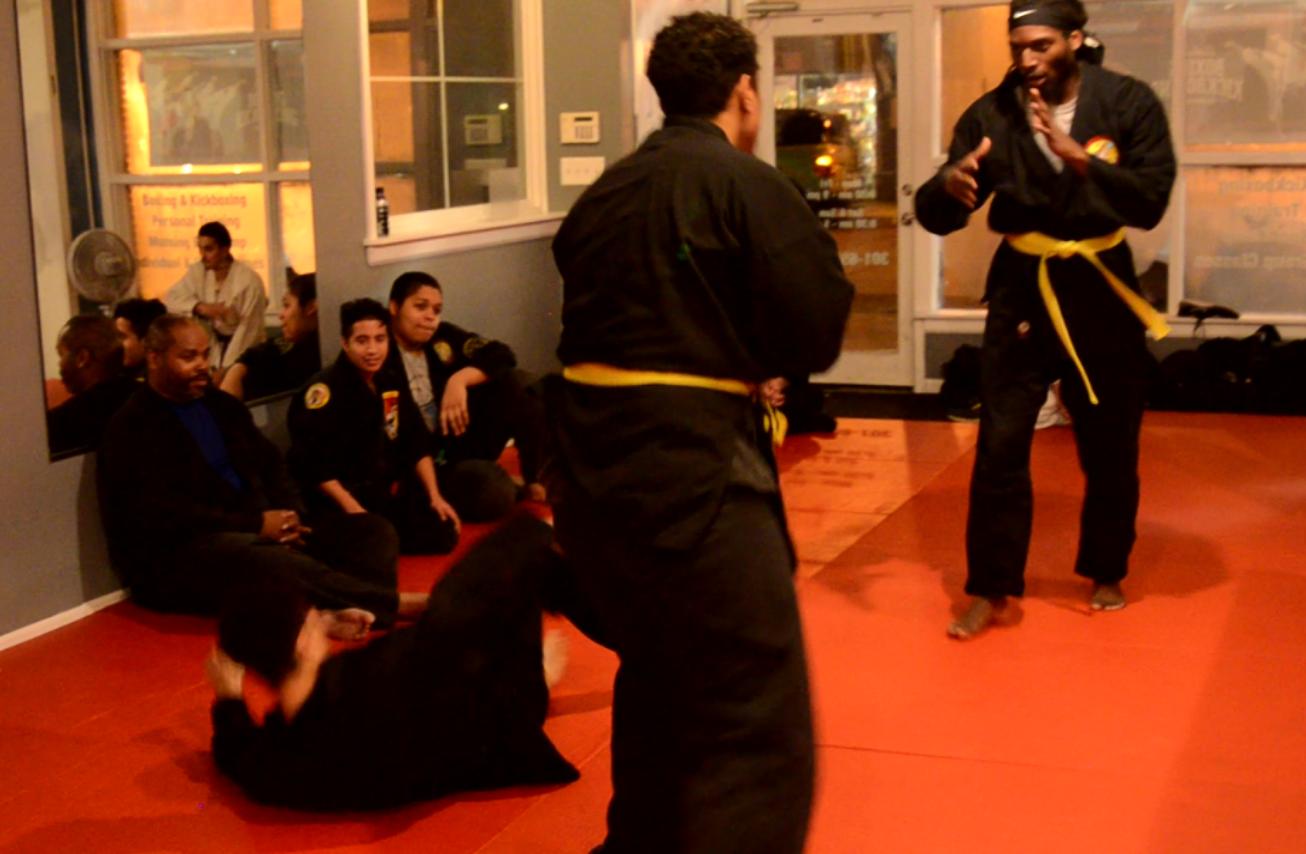Jiu-Jitsu Trial Class
