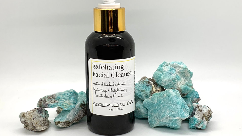 Exfoliating Facial Cleanser